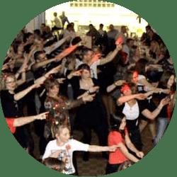 Soirée dansante associative